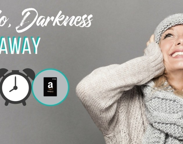 Verilux HappyLight Giveaway