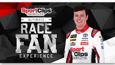 Sports Clips Ultimate Race Fan Experience (Richmond)