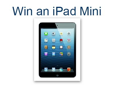 Win a Mini Apple iPad - SORTEO INTERNACIONAL de un iPad Mini