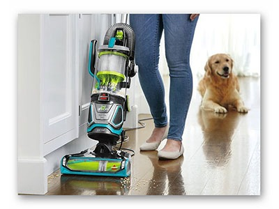 Win a Bissell Pet Hair Eraser Vacuum