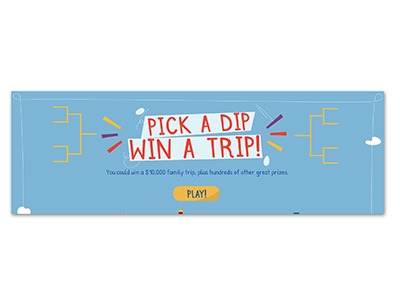 State Fair Corn Dog Dip-off Sweepstakes
