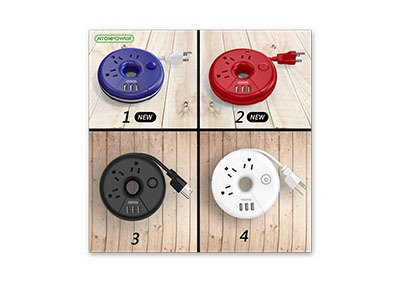 Win a Best Seller Fashion Travel Power Strip