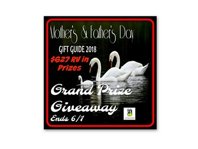 Mother's and Father's Day Grand Prize Giveaway
