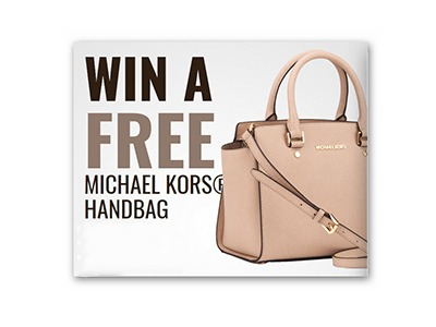 Win a Michael Kors Bag