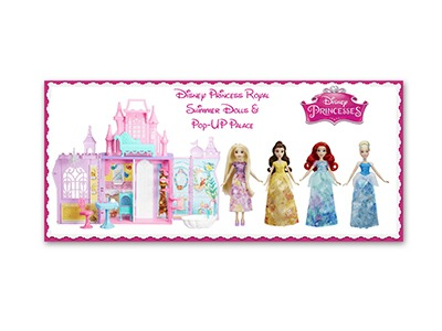 Disney Princess Prize Pack Giveaway