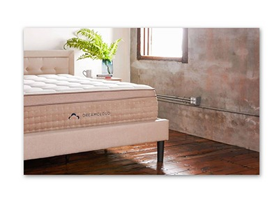 Win a DreamCloud Mattress