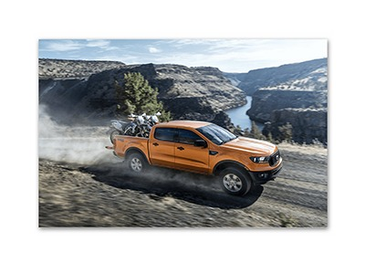 Win a 2019 Ford Ranger