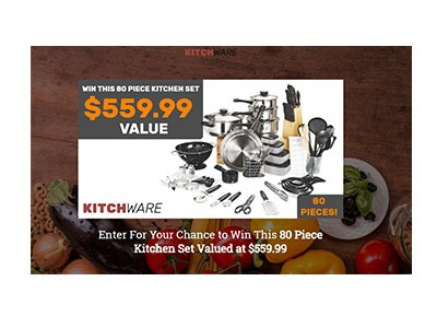 Kitchware Kitchen Set Giveaway