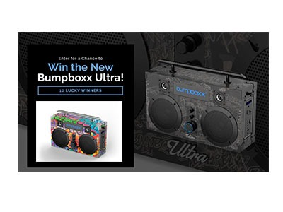 Bumpboxx Ultra Giveaway