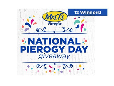 National Pierogy Day Giveaway