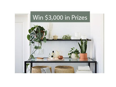 Ultimate Home & Leisure Giveaway