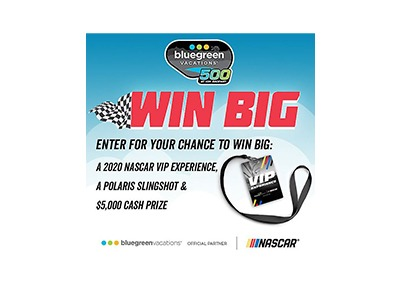 Win Big Nascar Sweepstakes