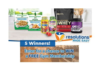 Win a Gym Membership