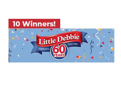 Little Debbie America's Sweetheart for 60 Years Sweepstakes