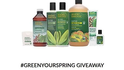 Green Your Spring Giveaway