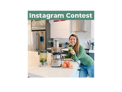 3X Bluicer Pro Blender Juicer Sweepstakes