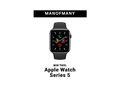 Series 5 Apple Watch Giveaway