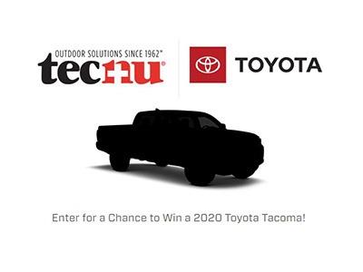 2020 Toyota Tacoma Giveaway