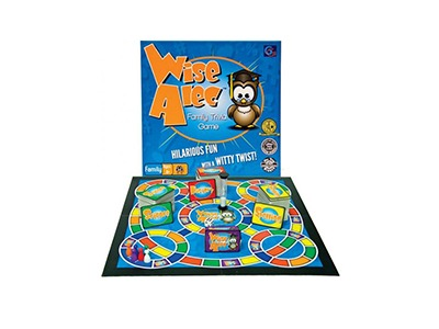 Wise Alec Family Trivia Game Giveaway