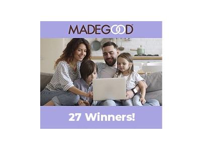 MadeGood Moments Sweepstakes
