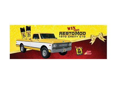 Autozone 1970 Chevy C10 Sweepstakes