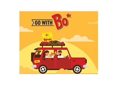 Bojangles Go With Bo Sweepstakes