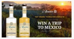 Win the Azuñia Text to Win 2020 Sweepstakes