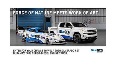 2020 Chevy Silverado RST Sweepstakes