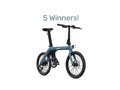 Win a Fiido D11 E-bike