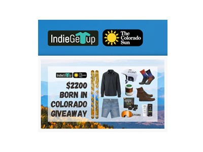Born in Colorado Giveaway