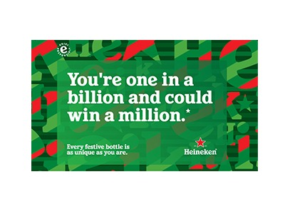 Heineken Holiday Sweepstakes 2020
