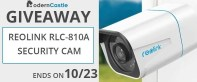 Win a Reolink Security Camera