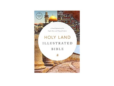 CSB Holy Land Illustrated Bible Giveaway