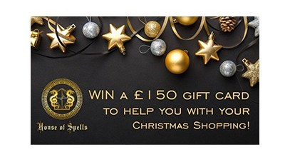 House of Spells Gift Card Sweepstakes
