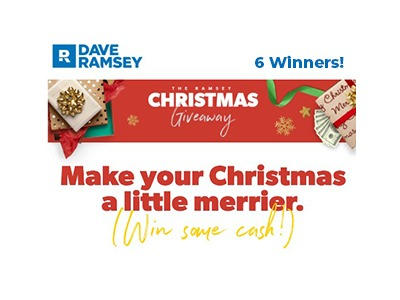 The Ramsey Christmas Giveaway