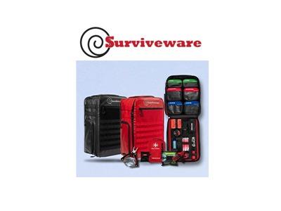Win 2 Responder 72-Hour Survival Backpacks