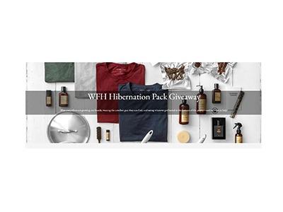 WFH Hibernation Pack Giveaway