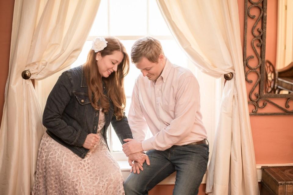 Liz and Aaron Engagement - 102