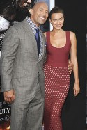 Los Angeles premiere of 'Hercules' held at the TCL Chinese Theatre - Arrivals Featuring: Dwayne Johnson,Irina Shayk Where: Los Angeles, California, United States When: 23 Jul 2014 Credit: Apega/WENN.com