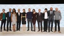 Andrew Scott, Ralph Fiennes, Naomie Harris, Sam Mendes, Lea Seydoux, Daniel Craig, Monica Belluci, Christoph Waltz, Ben Whishaw, Dave Bautista, Rory Kinnear