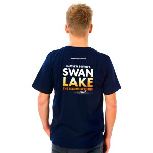 Matthew Bourne's Swan Lake Men's T-shirt