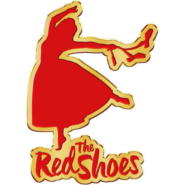 Matthew Bourne's The Red Shoes Pin