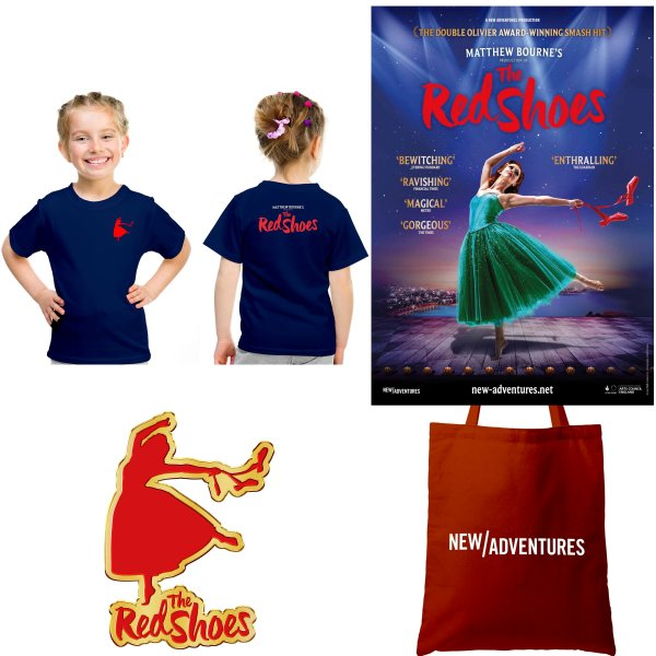Matthew Bourne's Red Shoes Child Goody Bag