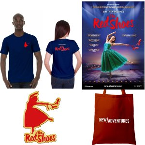 Matthew Bourne's Red Shoes Goody Bag