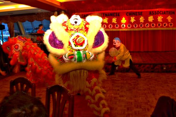 jing wo lion dance calgary 2014 chinese