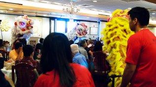 jing wo lion dance calgary 2015 chinese 100th anniversary