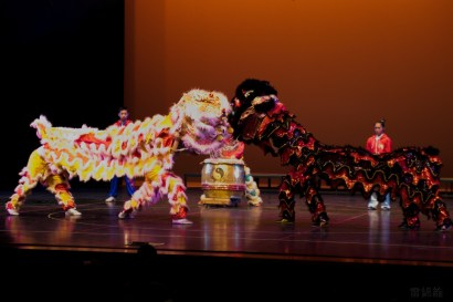 lion dance highwood school chinese new year 2017 concert