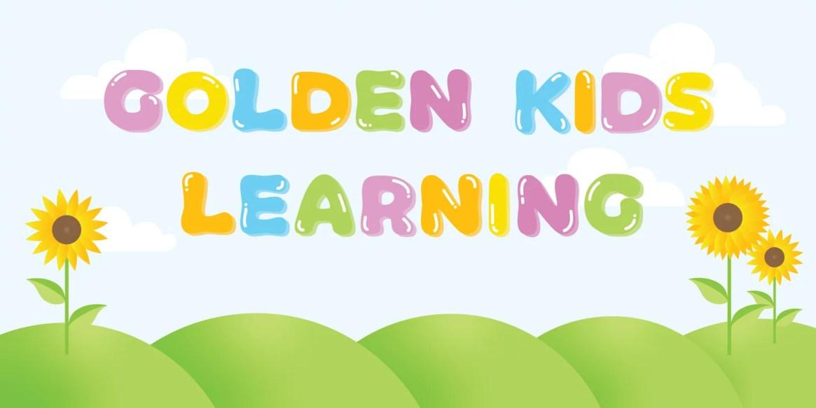 Golden Kids Learning