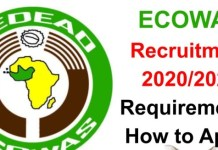 Job Recruitment 2020