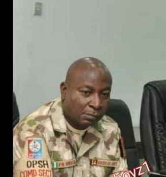 FFK Reveals Leader of soldiers Behind Lekki Toll Gate Shooting